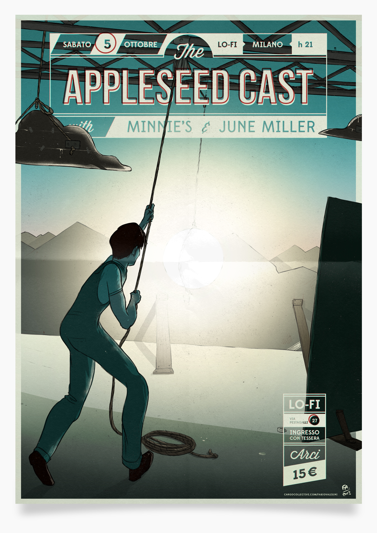theappleseedcastPOSTER